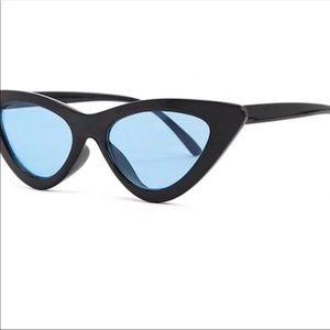 Cat eye sun glasses